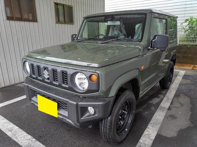 ジムニー XL(セーフティサポート装着車)